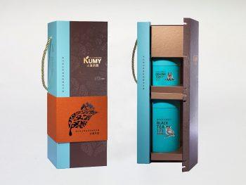 雲迴茶葉禮盒