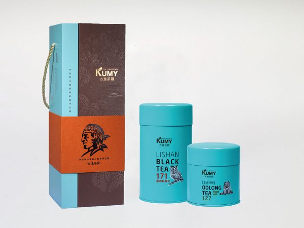 茶葉禮盒-古邁雲迴