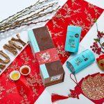 山沁茶葉禮盒 – 梨山黑森林(烏龍127+紅茶171)