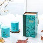 森韻茶葉禮盒 梨山黑森林(烏龍127+紅茶171)-限量