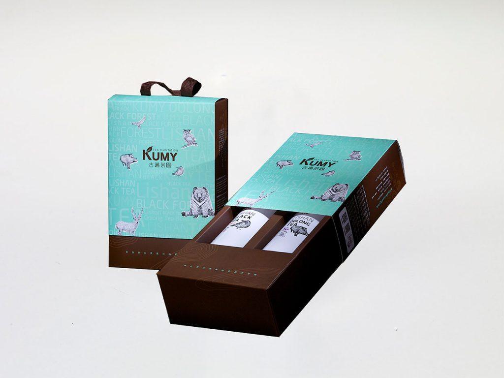 清風茶葉禮盒 – 梨山(烏龍+紅茶) 立體茶包