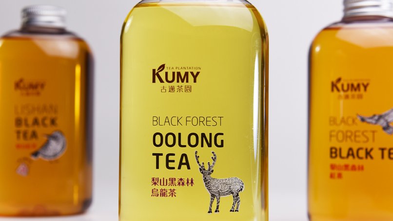 古邁黑森林梨山茶 - 冷泡茶