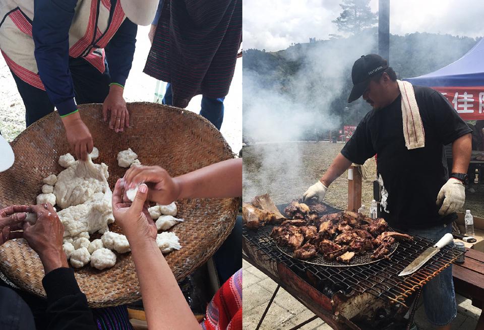 泰雅傳統美食