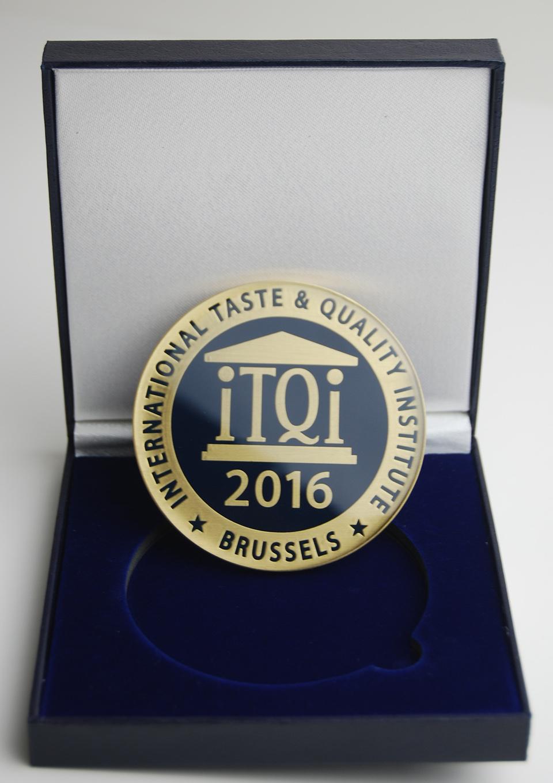 ベルギー紅茶品評会で2つ星