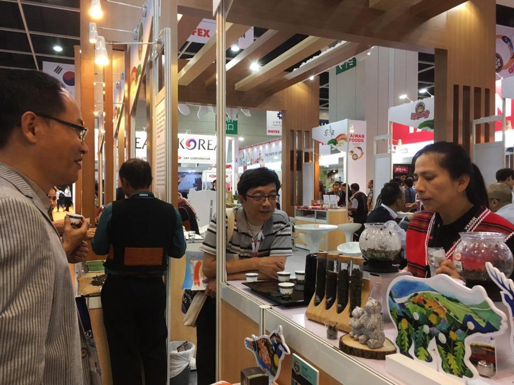 香港食品展-2