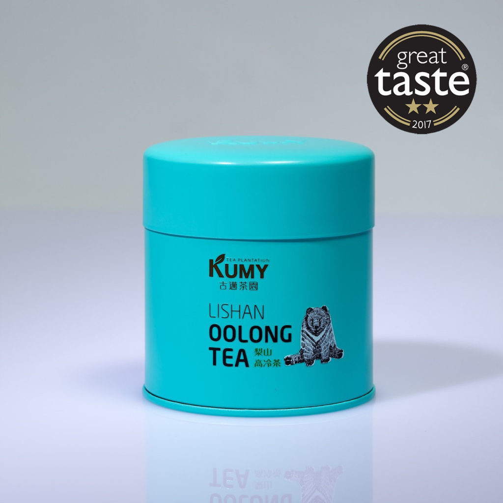 Kumy Black Forest Oolong Tea 127