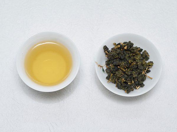 烏龍茶127茶湯