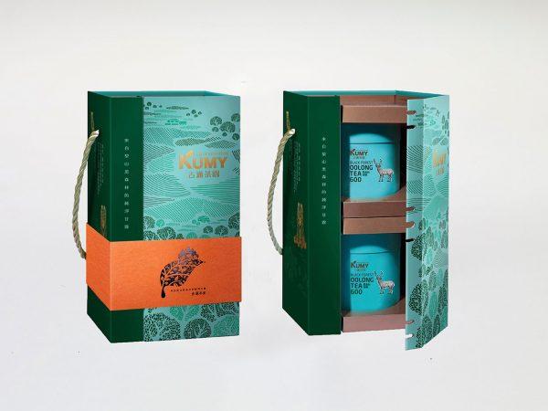 森韻茶葉禮盒
