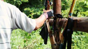 勇士的技能 傳統弓箭場