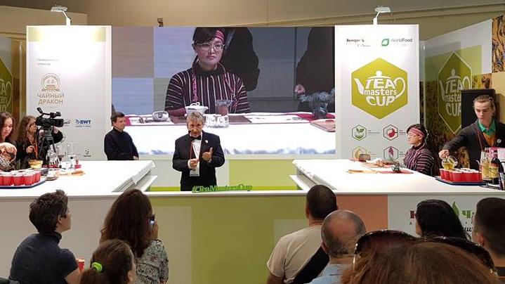 走進國際行銷台灣 | 莫斯科國際食品展