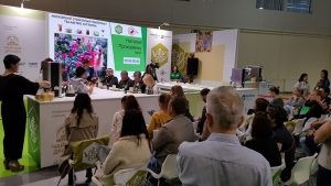 走進國際行銷台灣-莫斯科國際食品展