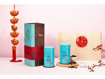 山沁茶葉禮盒